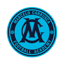 Marcelo carrusca football logo
